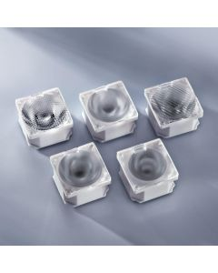 Ledil lens 21.6x21.6mm for Nichia UV NCSU033B 10 deg