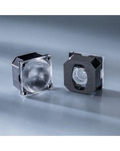 Ledil Lens FCA15008_G2-ROSE-UV-W 36-47 deg for Nichia UV LED NVSU233A and PowerBar V3 UV 365, 385nm