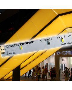 100x100 cm Backlight kit: Multibar 14 Nichia LED 5700K 5000lm 24V 560 LEDs 40W