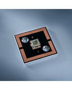 Nichia LED NCSU334B UVC 70mW 280nm 1.8W with 30x30mm PCB