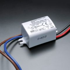 Constant Current LED Driver Lumitronix IP67 350mA 230V to 0.5 > 10VDC (3 x LED 1W)