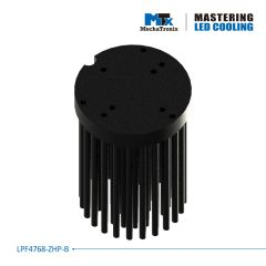 MechaTronix Heat Sink round 5cm LPF4768-ZHP-B for LED <2500lm