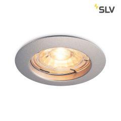 SLV Pika Downlight GU10 6cm silver