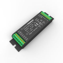 PowerController V2 Light Control Unit 1- 4 control channels for Tunable White, RGBW or single color for 10-30VDC up to 300W