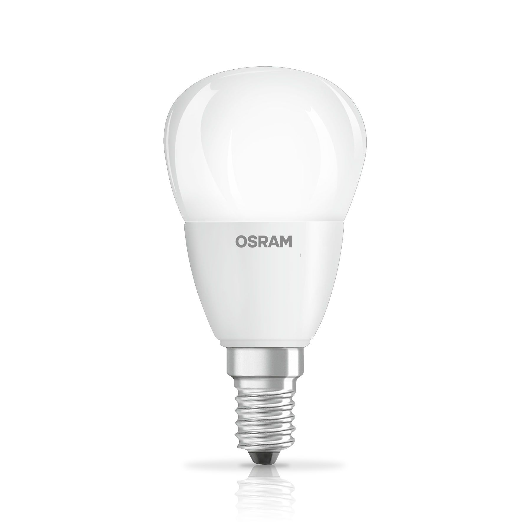 Osram Superstar Classic LED Bulb E14 5W warmwhite frosted 470lm 2700K