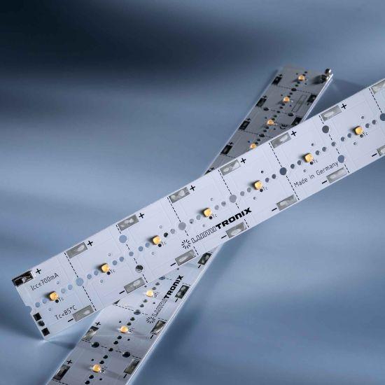 PowerBar V3 LED Module Aluminium warm white 3000K 2838lm 700mA 12x Osram Oslon LEDs 29cm (9787lm/m)