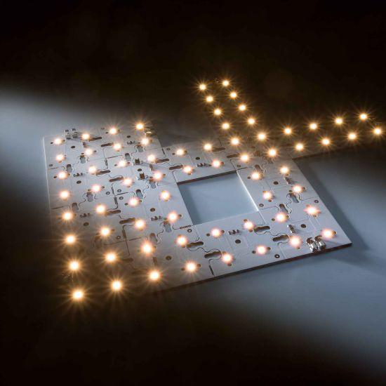 ConextMatrix Corner Module 4 warm white LEDs 118lm 4x4 cm 24V CRI 90 118lm 0.89W
