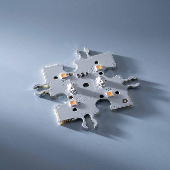 ConextMatrix Centre Module 4 warm white LEDs 118lm 4x4 cm 24V CRI 90 118lm 0.89W