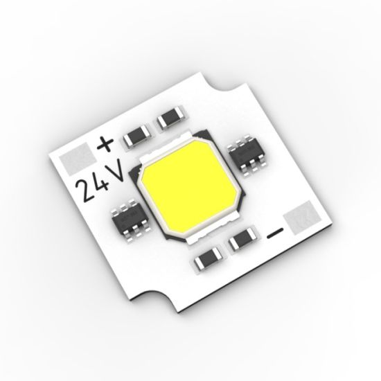 SmartArray Q1 LED Module square-shaped warm white 2700K 24V 520lm 4.8W