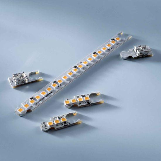 ConextBar4 LED Strip warm white CRI90 2700K 64lm 24V 4 LEDs 2.07cm module
