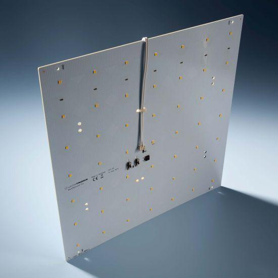 Nichia LED Module BackMatrix 49 Professional 29x29cm 49 LEDs 24V 120 deg White 3000K 16.8W 2090lm