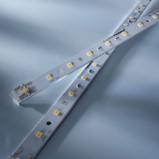 Maxline14 Nichia LED Strip warm white 3000K 810lm 24V 14 LEDs 28cm module (2893lm/m and 30W/m)