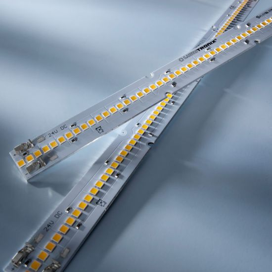 Maxline70 Nichia LED Strip neutral white 4000K 2180lm 24V 70 LEDs 28cm module (7786lm/m and 60W/m)