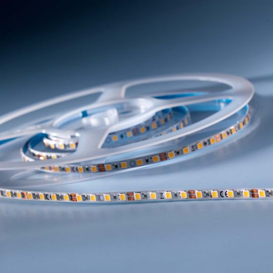 Slimflex240 Pro Nichia LED Strip neutral white CRI90 4000K 4240lm 24V 120 LEDs/m 2m roll (2120lm/m and 19W/m )