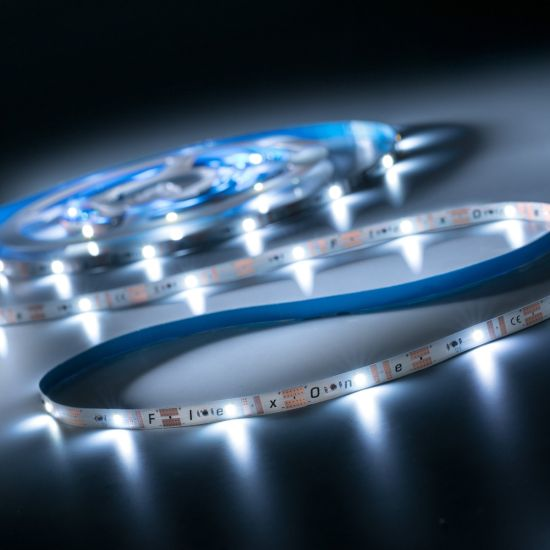 FlexOne100 Performer Samsung LED Strip cold white 6500K 6640lm 12V 20 LEDs/m 5m roll (1328lm/m and 16.8W/m)