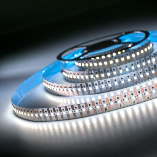 FlexOne500 Performer Samsung LED Strip cold white 6500K 19000lm 12V 100 LEDs/m 5m roll (3800lm/m and 42W/m)