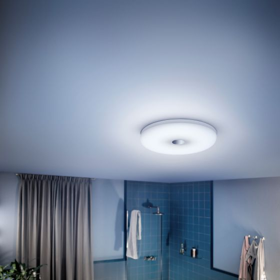 Philips Hue White Ambiance Struana LED Ceiling Light white Dimmer Switch 2400lm