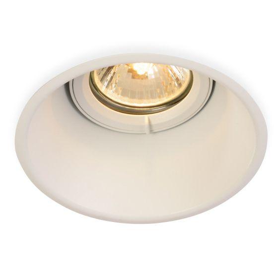 Ceiling lamp SLV Horn T Gu10 Recessed Spot White
