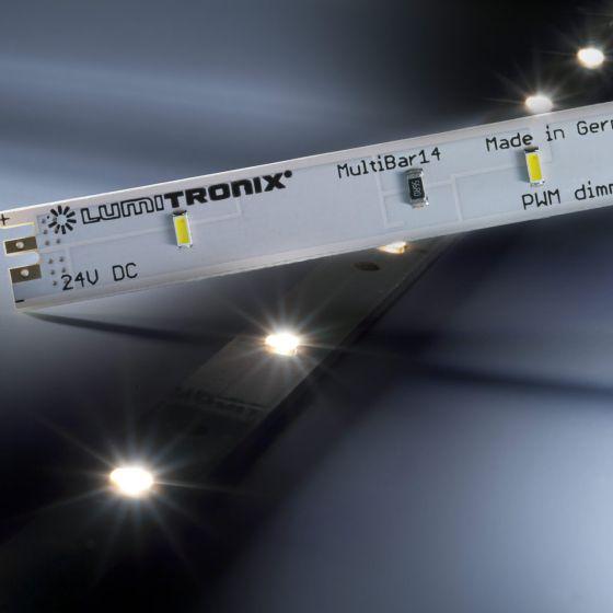 100x100 cm Backlight kit: Multibar 14 Nichia LED  6500K 5000lm 24V 560 LEDs 40W