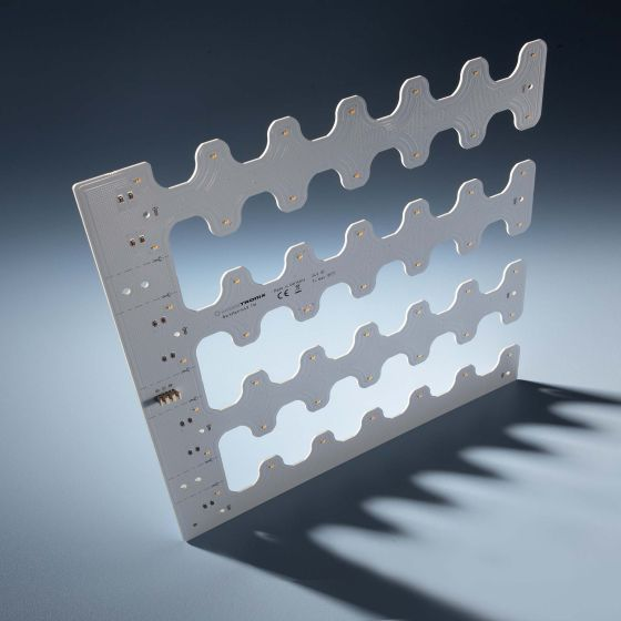 Nichia LED Module BackMatrix 49 Professional 29x29cm 70 LEDs 24V 180 deg Tunable White 2700K-6500K 10.8W 2400lm