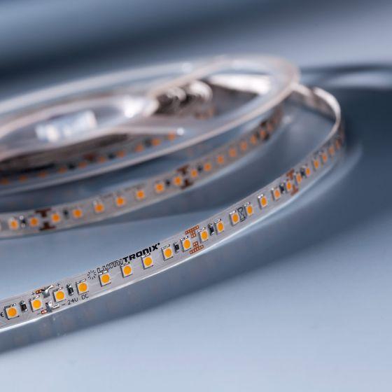 Lumiflex70 Performer Nichia LED Strip neutral white 4000K 24V 2656lm 140 LEDs/m price for 50cm (2656lm/m and 19.2W/m)