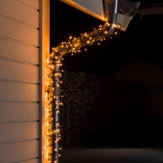 LED chain of lights 29m (120 LEDs)