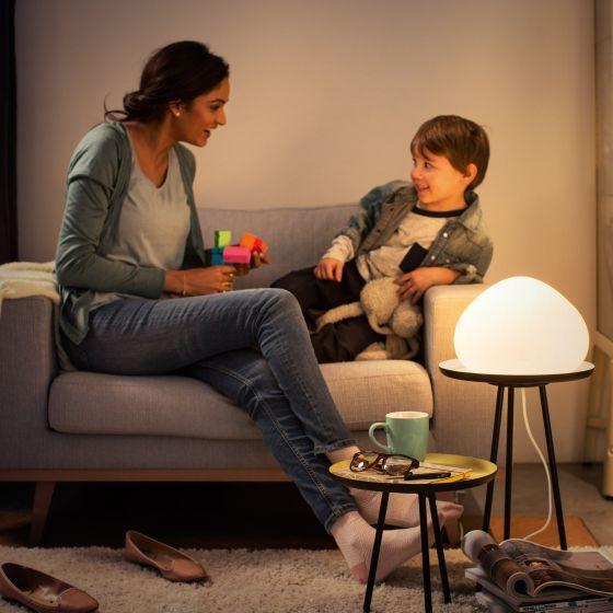 Philips Hue White Ambiance Wellner LED Table Light white 806lm