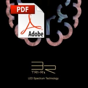 Toshiba's TRI-R LED Technology Catalog