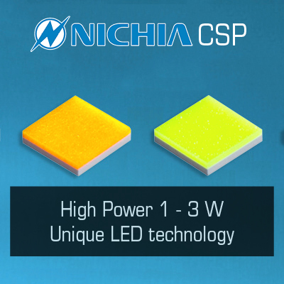 Nichia E17A and E21A LEDS