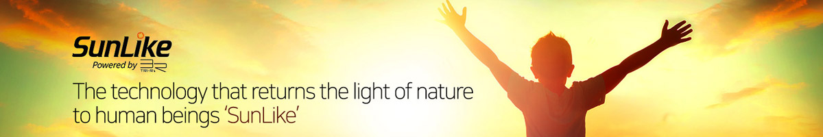 Innovative SunLike natural, full spectrum LEDs by Seoul Semiconductor