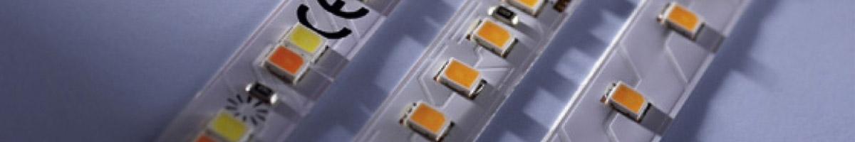 Nichia Flexible LED Strips for the best cove lighting