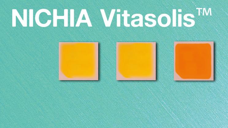 Nichia Viasolis LEDs: 757 series 3030 package