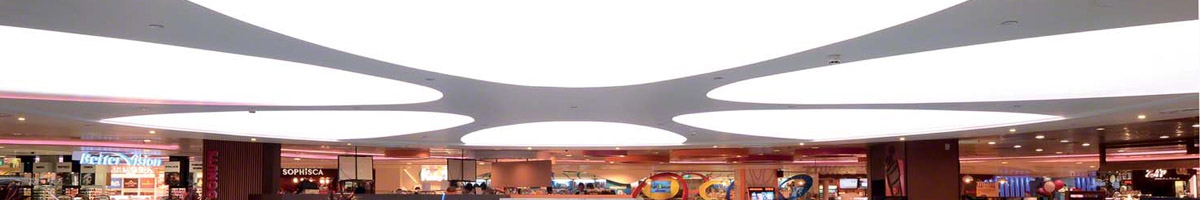 How to best build an illuminated stretch ceiling with LED modules