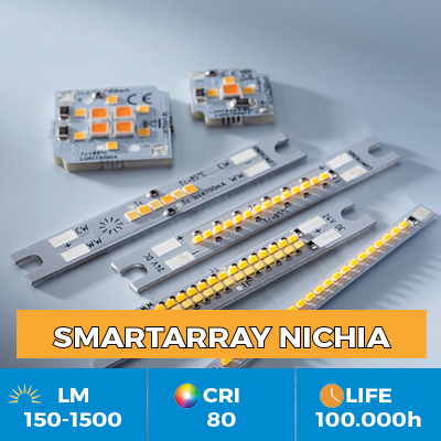 Professional SmartArray LED Modules Nichia, for illuminating bodies