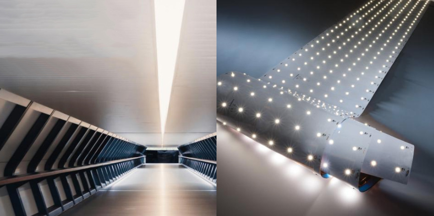 Professional Z-Flex 980 Seoul LED Strip, up to 6200 lm per meter