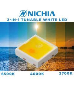 Nichia NF2W757G-MT 3030 757 Series SMD LED Tunable White 2700-6500K CRI80 32lm