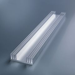 Heatsink line 27 cm for LEDs <1500lm