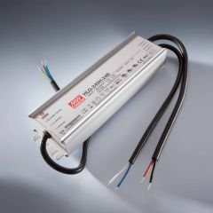 Constant Voltage Power Supply Mean Well HLG-320H-24B IP67 230V to 24V 13.34A 320W DIM