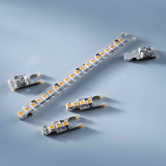 ConextBar20 LED Strip warm white CRI90 2700K 319lm 24V 20 LEDs 10.4cm module