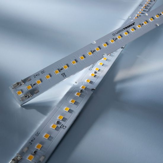 Maxline35 Nichia LED Strip neutral white 4000K 1090lm 350mA 35 LEDs 28cm module (3893lm/m and 25W/m)