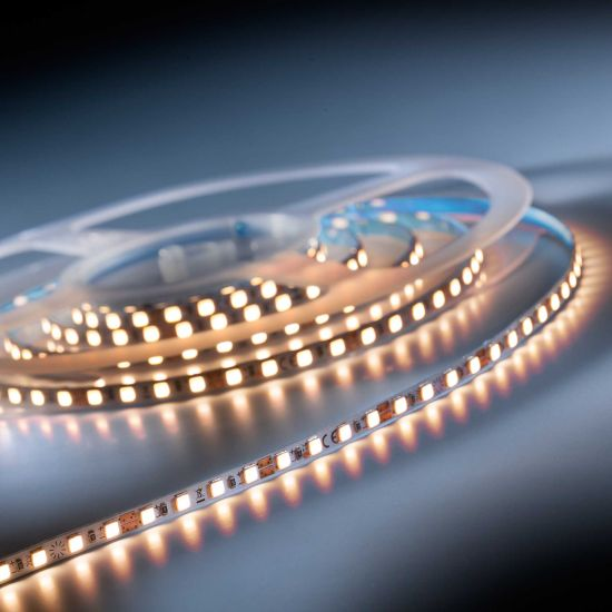 Slimflex240 Pro Nichia LED Strip warm white CRI90 2700K 3900lm 24V 120 LEDs/m 2m roll (1950lm/m and 19W/m )