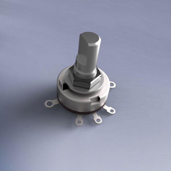 Dimmer Potentiometer 17mm, 100 kOhm