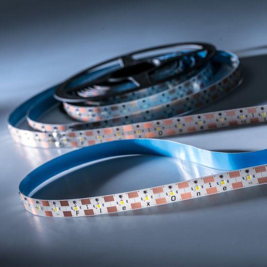 FlexOne250 Performer Samsung LED Strip neutral white 4000K 12875lm 12V 50 LEDs/m 5m roll (2575lm/m and 30W/m)