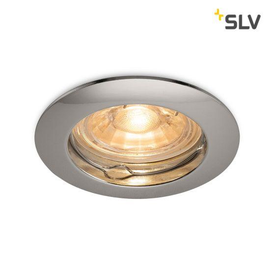 SLV Pika Downlight GU10 6cm chrome