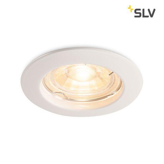 SLV Pika Downlight GU10 6cm white