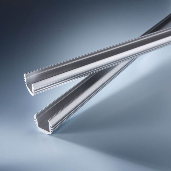 Aluminum profile Aluflex round for Flexible LED strips 102cm