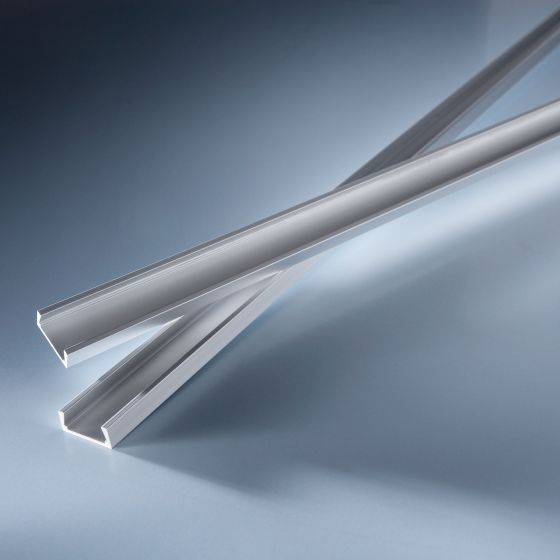 Aluminum Profile Aluflex narrow low height 1020mm