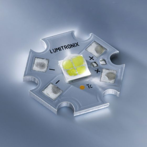 Cree XHP50 warmwhite 2700K 840lm with PCB (Star)