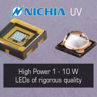 Nichia UV LEDs