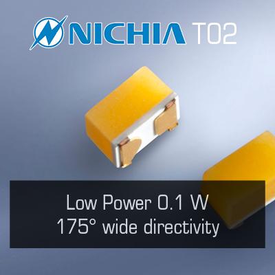 Nichia T02A LEDs